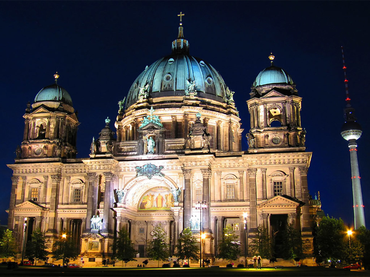 Berlin, Germany - Top Vacation Destinations for the Summer