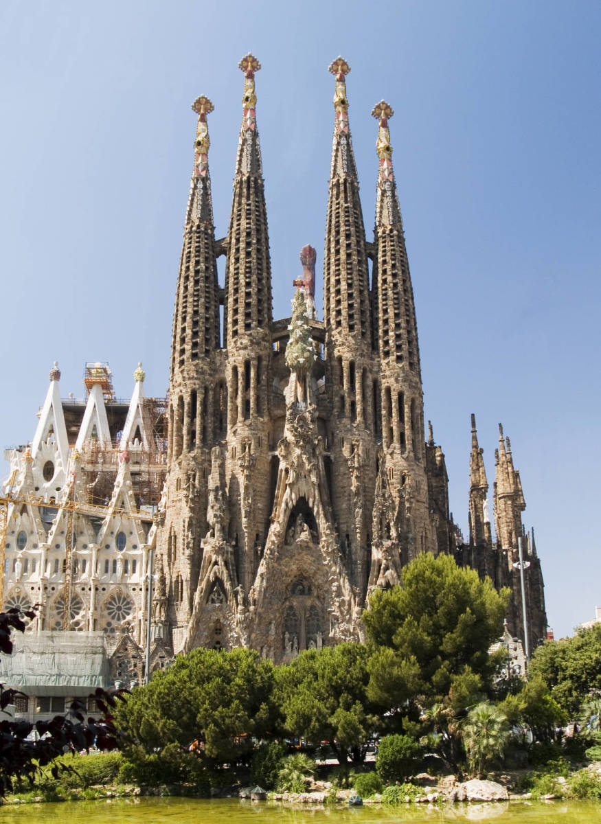 Barcelona, Spain - Top Vacation Destinations for the Summer