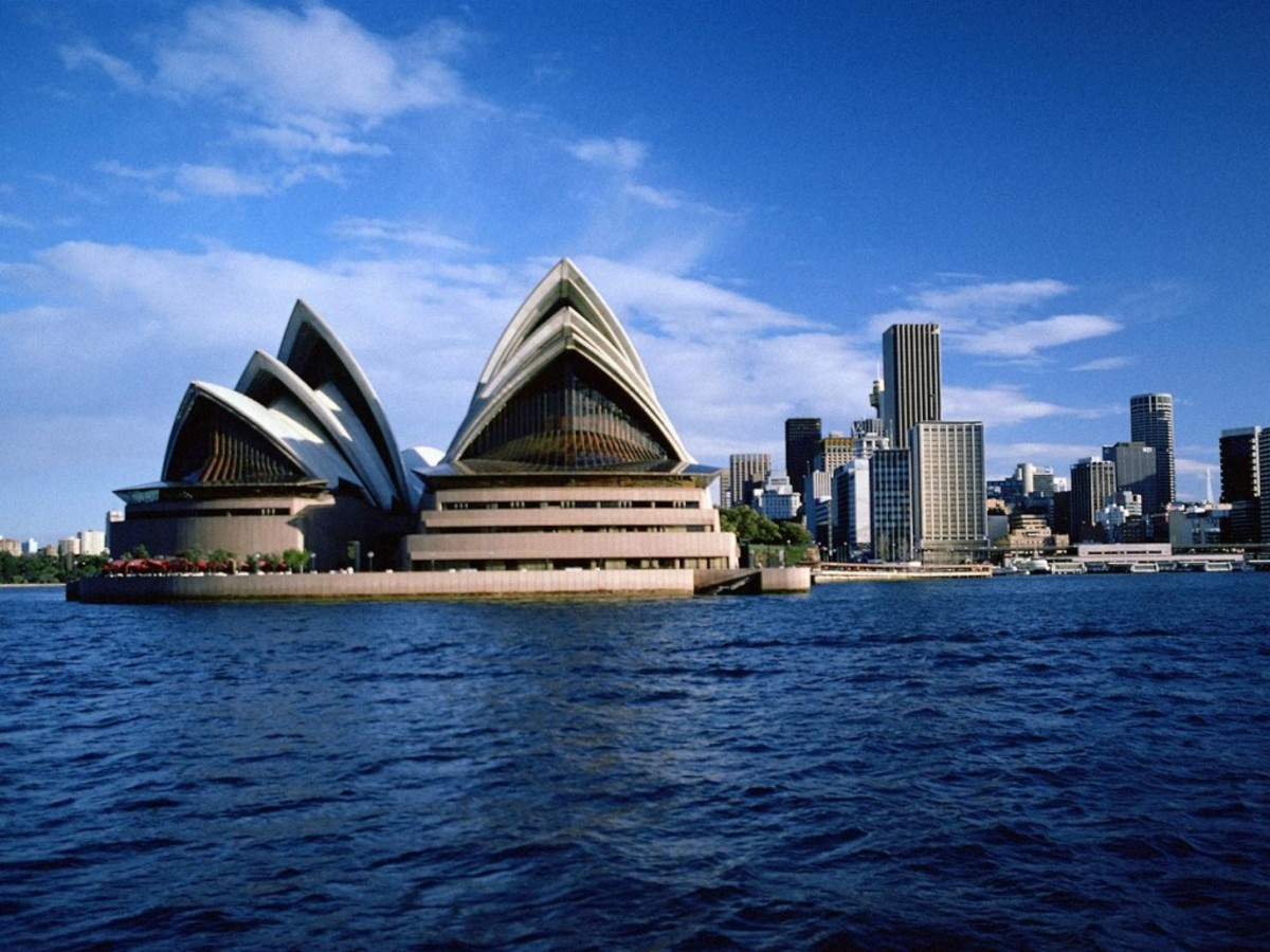 Sydney, Australia - Top Vacation Destinations for the Summer