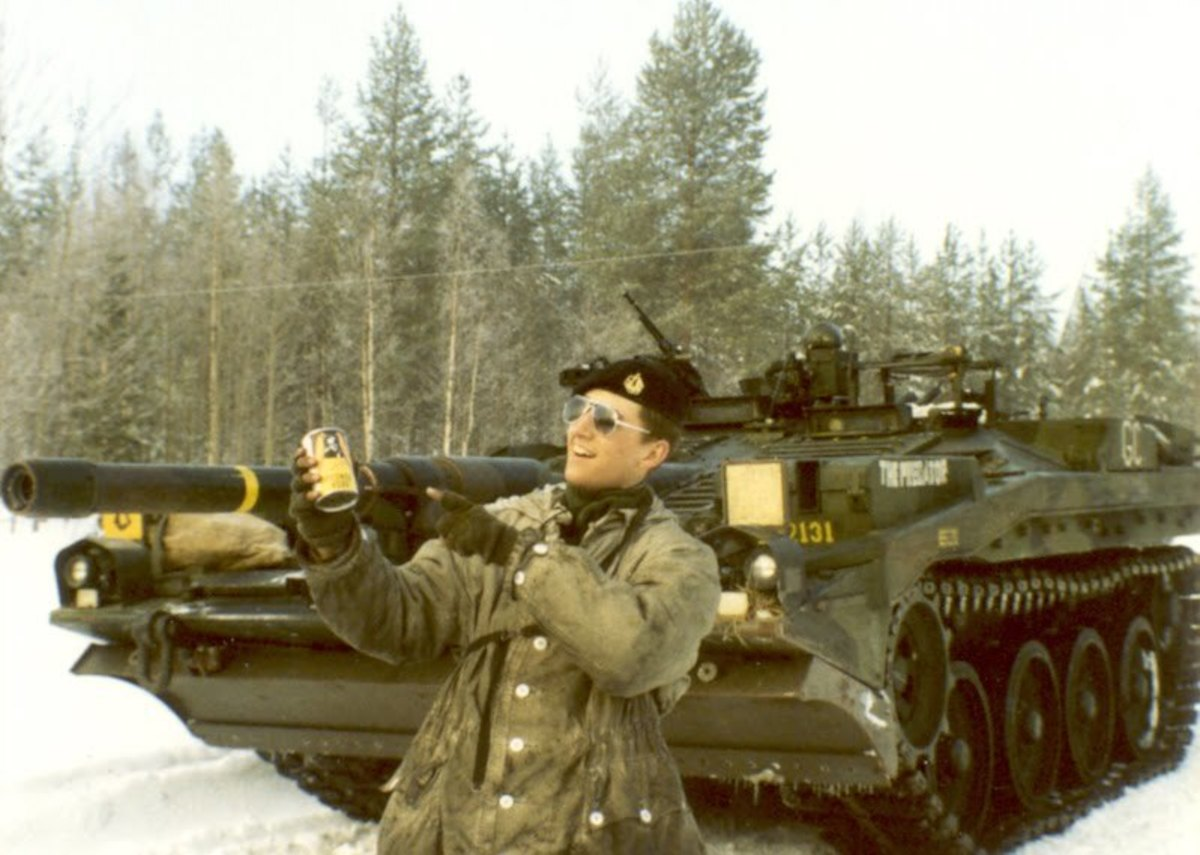 Wargame Red Dragon: Embracing The Land of Meatballs, Sweden
