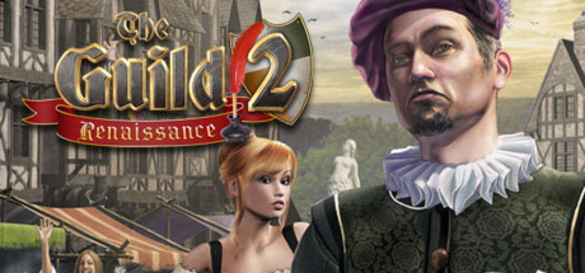 The Guild 2: Renaissance on Steam cover