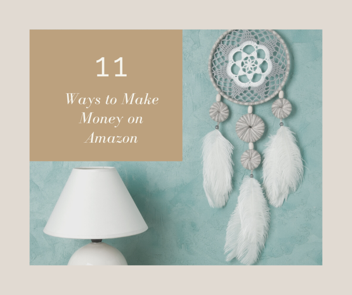 11 Ways to Make Money on Amazon