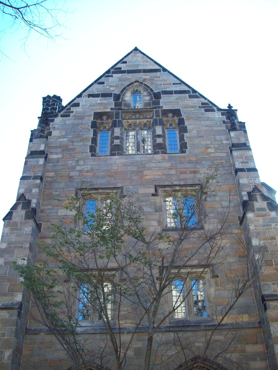 JONATHAN EDWARDS COLLEGE AT YALE UNIVERSITY