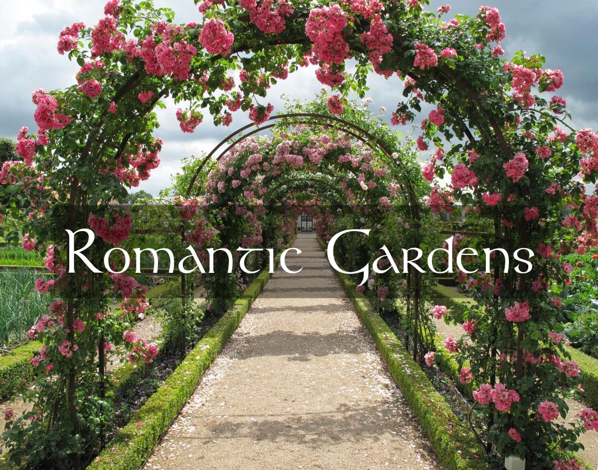 Taurus is ruled by the love planet Venus. A garden based off this astrological sign should be a place of wonder, imagination, and inspiration. It should be the perfect place for a date.