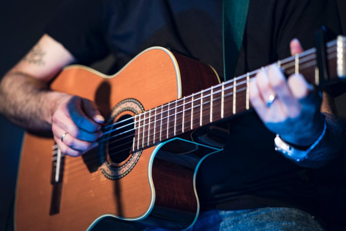 Why is learning to play guitar so hard?