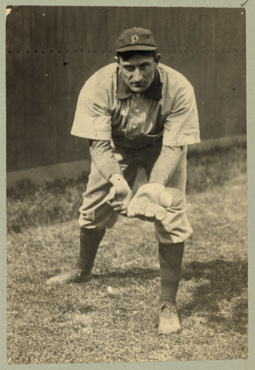 Honus Wagner received the second-most votes in the inaugural Hall of Fame balloting in 1936.