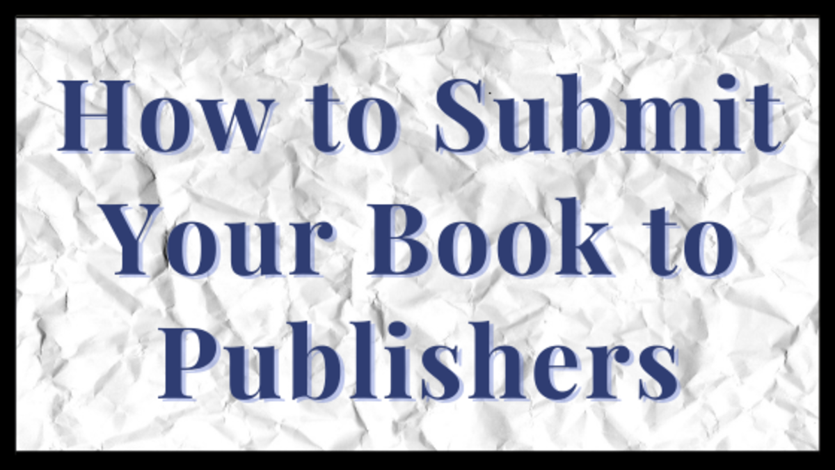 How to submit your book to a publishing company