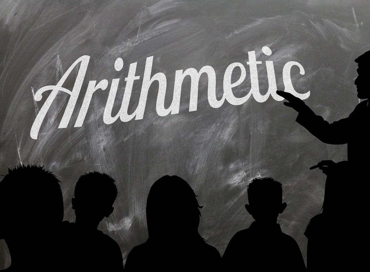 CC0 Public Domain Arithimetic
