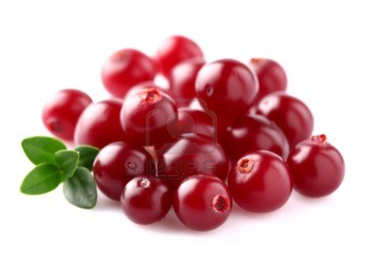 Cranberry helps treat Urinary Infection Naturally