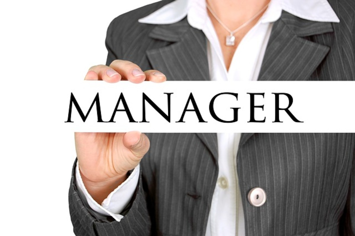 Complaining to the manager about poor customer service can result in a quick and easy solution to the problem.
