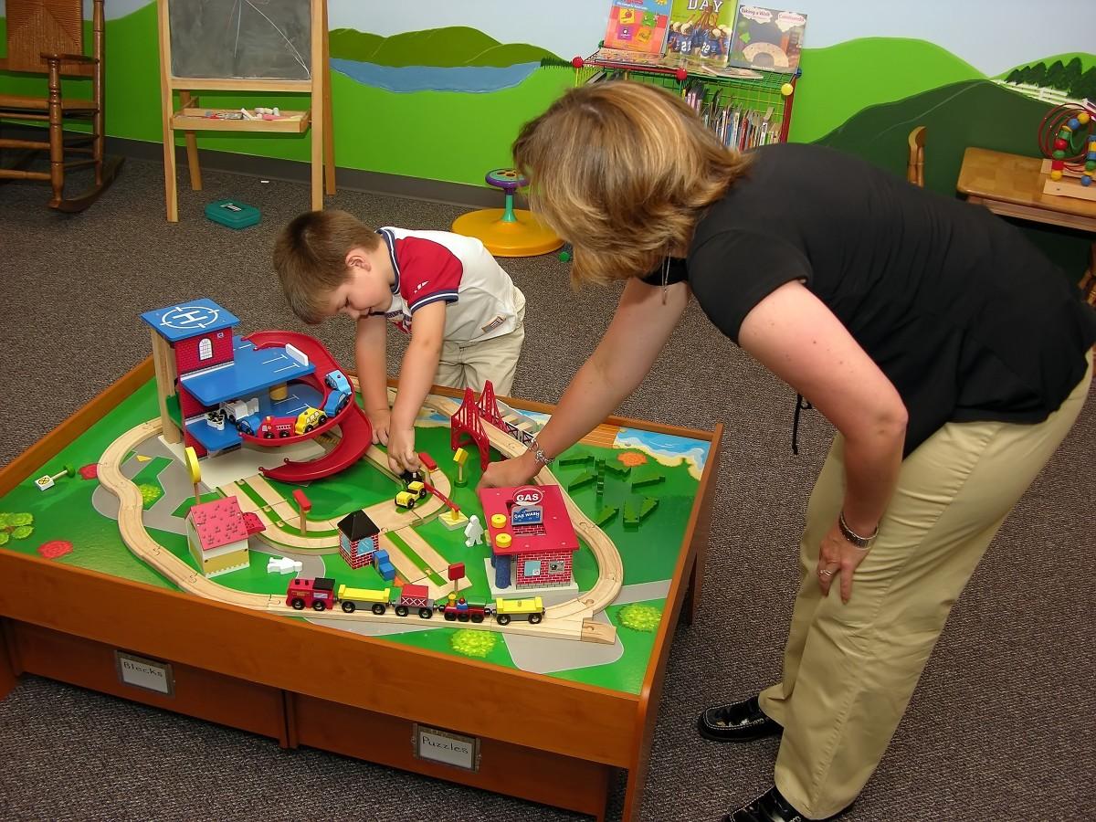 A good teacher helps facilitate learning.