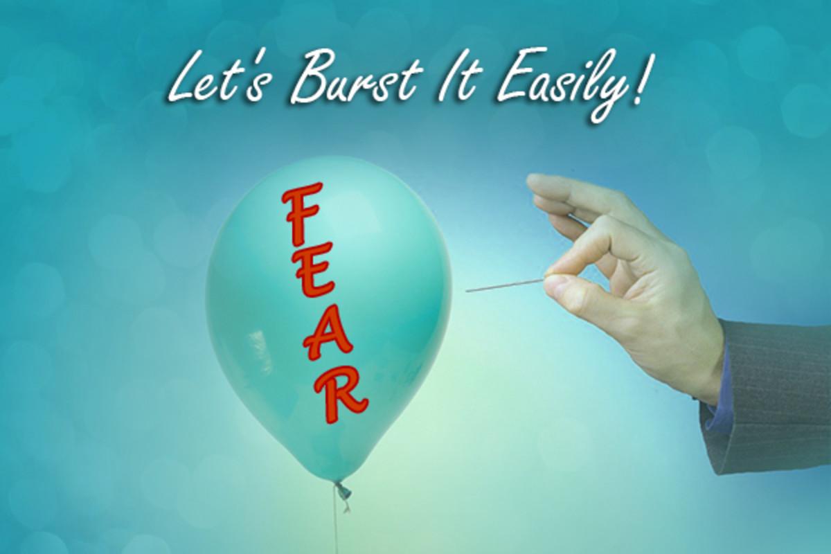 Bursting Fear Forever