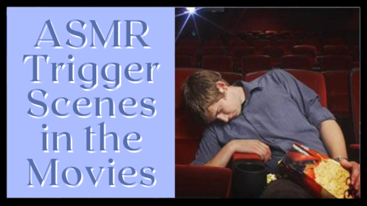 ASMR Trigger Scenes in the Movies