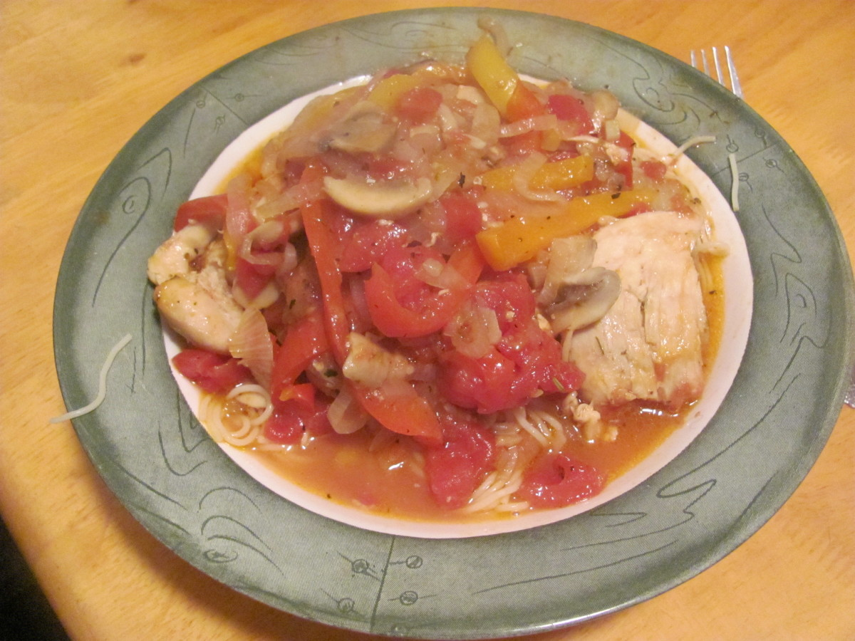 One of my favorite chicken dishes