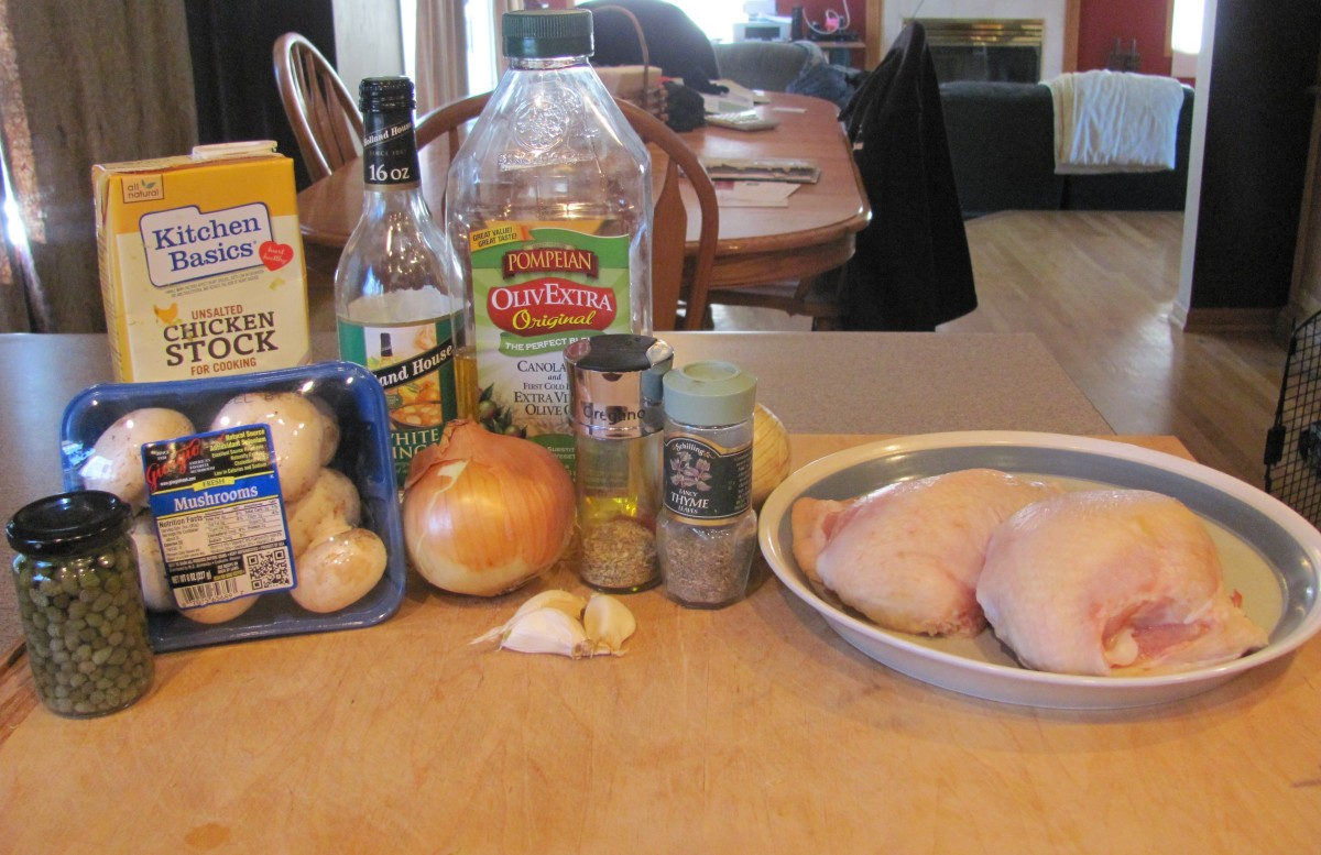 fall-off-your-fork-chicken-cacciatore