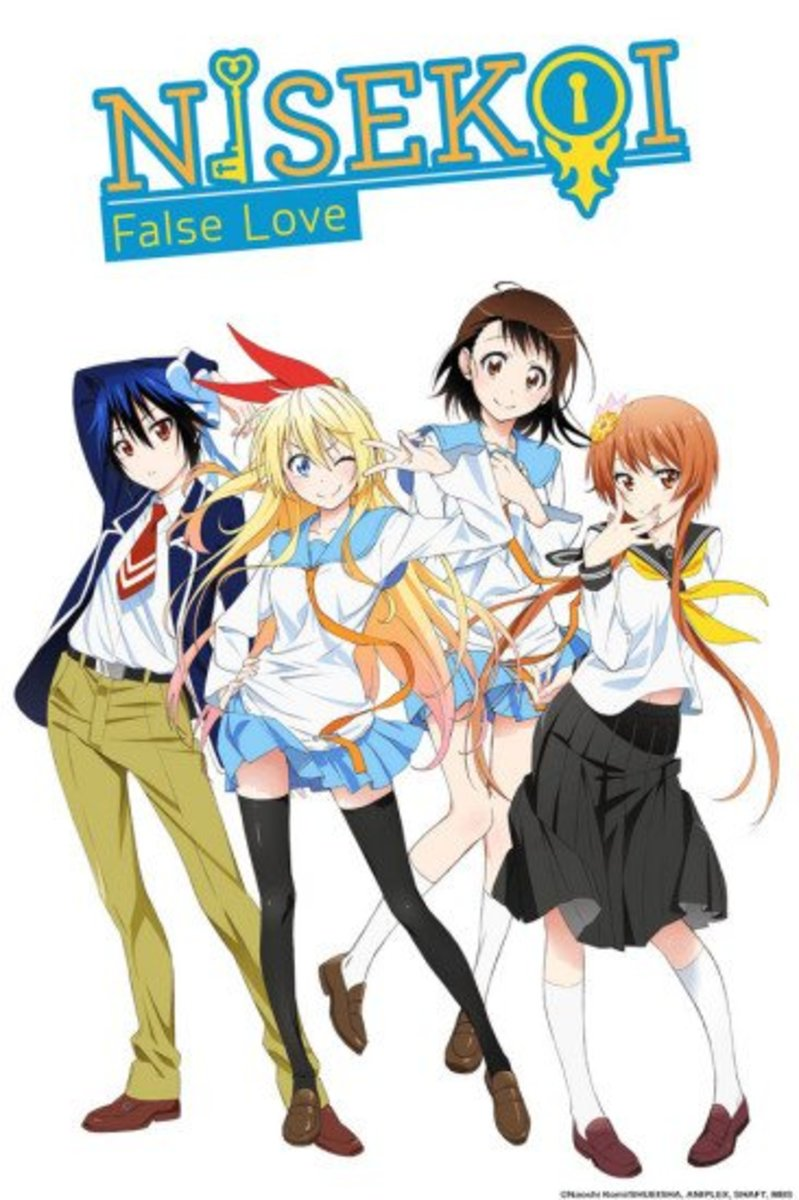 Nisekoi: False Love