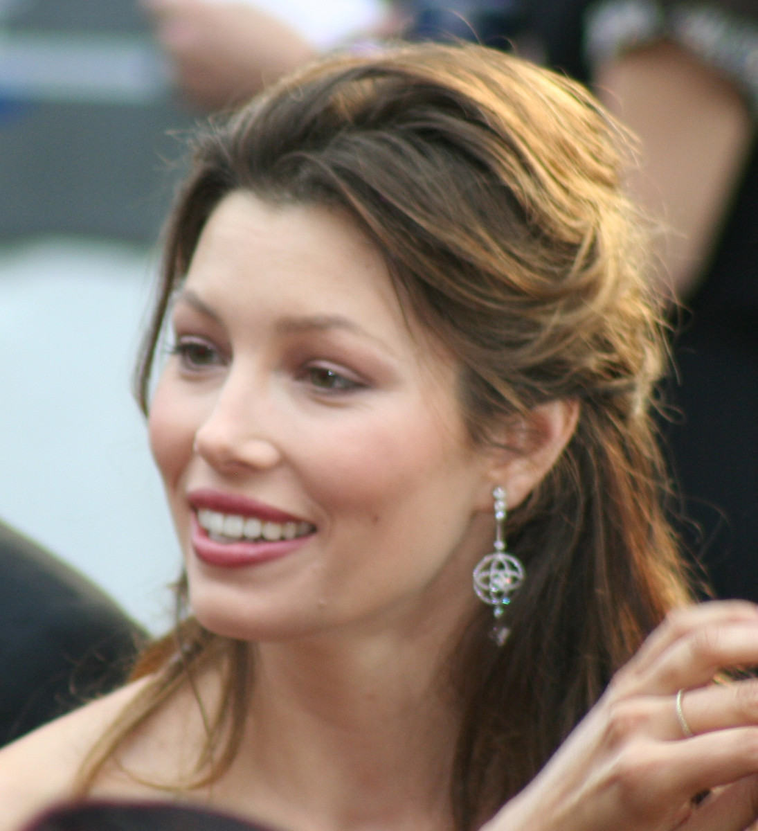 Jessica Biel is executive producer of the show The Sinner and star of its first season.