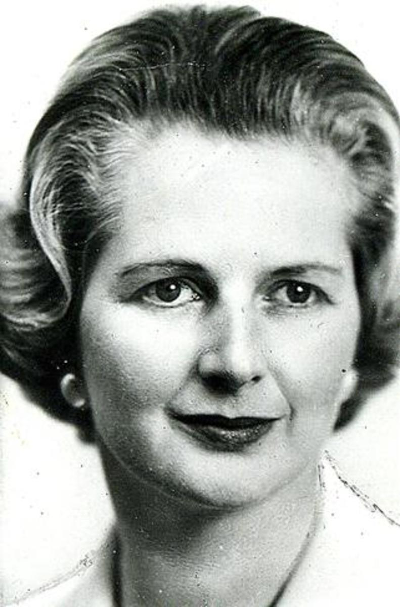 MARGARET THATCHER (1965)