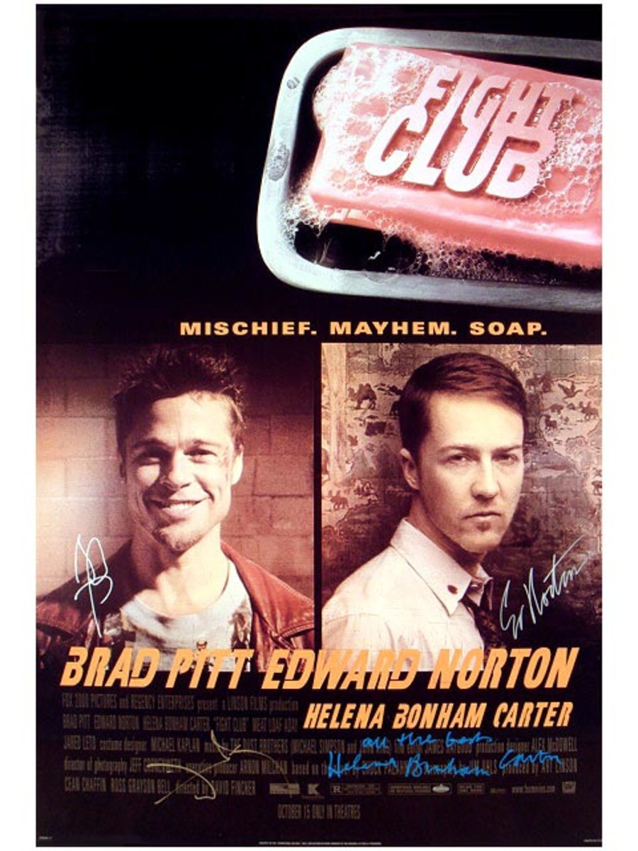 Film Review: Fight Club