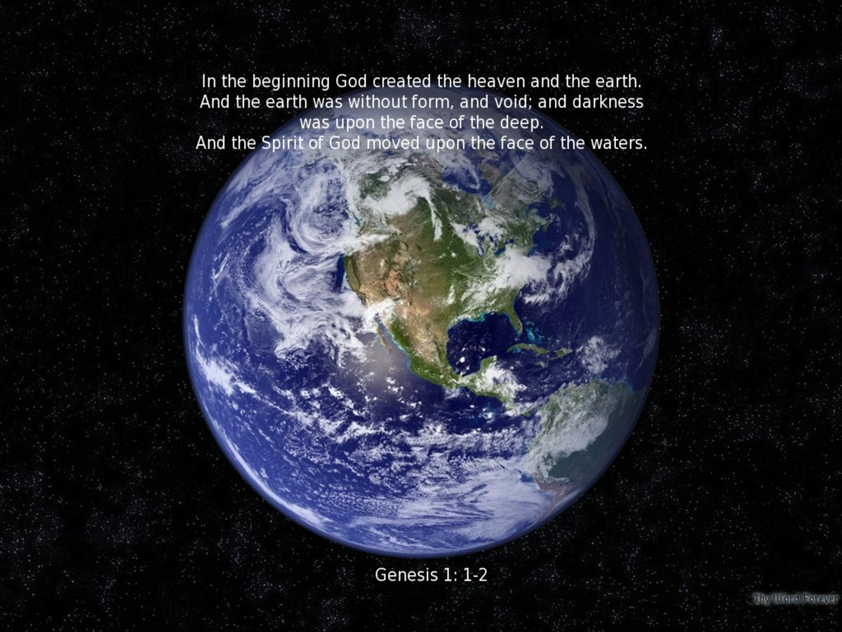 THE EARTH IS THE CENTER OF THE UNIVERSE IN EVERY WAY THAT MATTERS