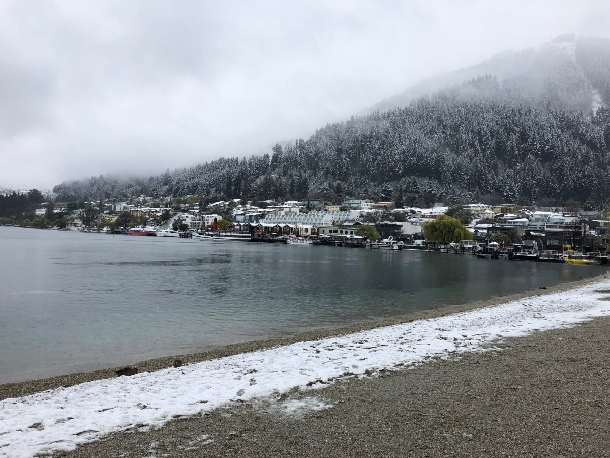 Weather is becoming more unpredictable. The south island of New Zealand experiences snow in summer. This is on the increase.