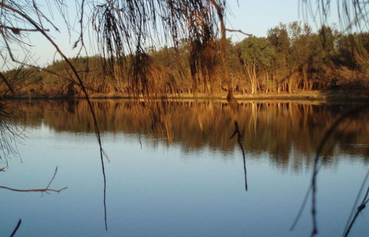 Western Australian river