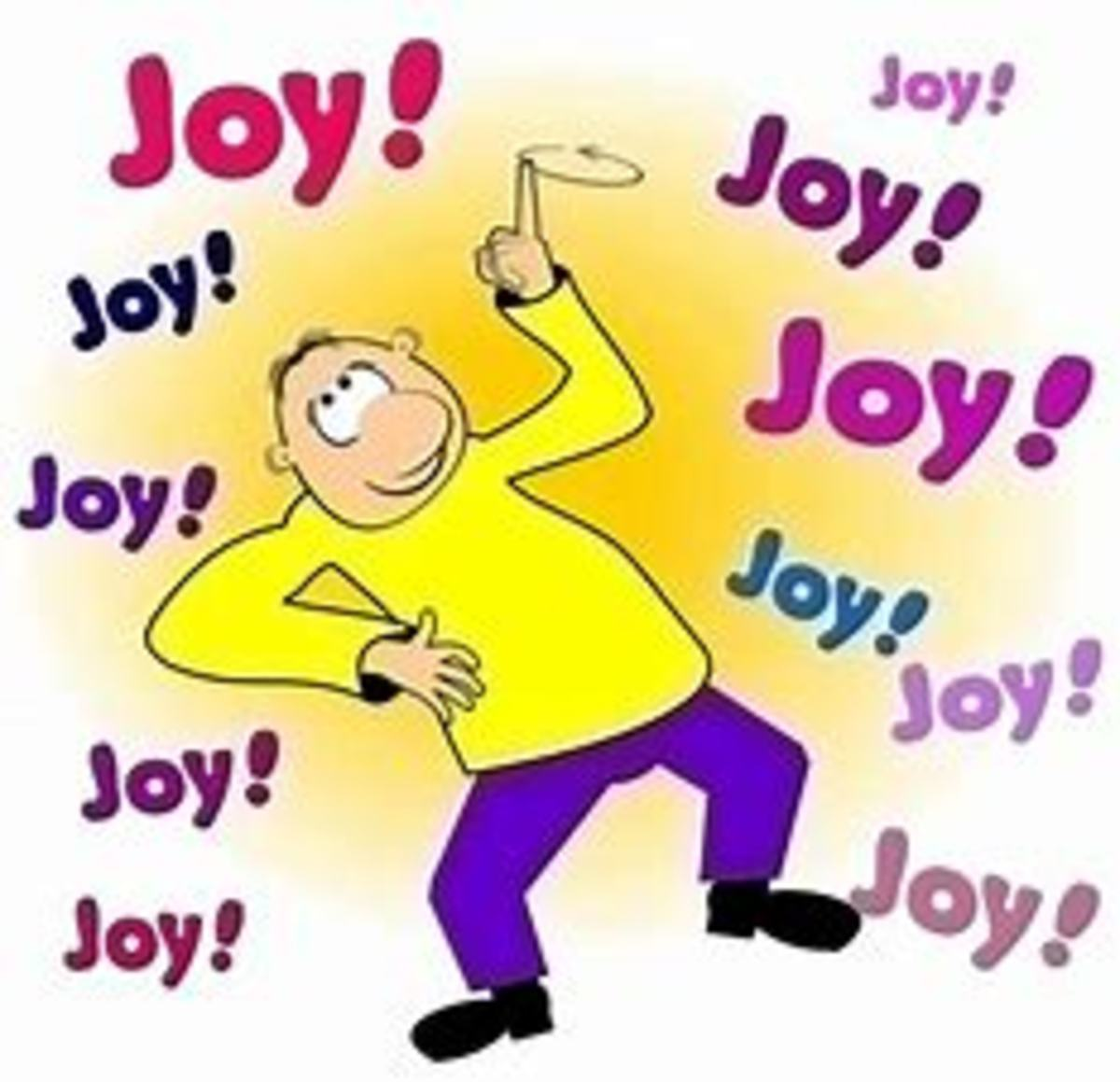 Joy Surrounds Us