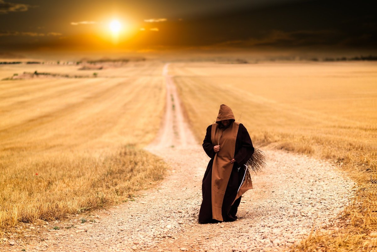 If the Path under Our Feet Is Full of Footprints, It Can't Be Called Spiritual -- For That's One Journey We Take Alone -- Val Karas