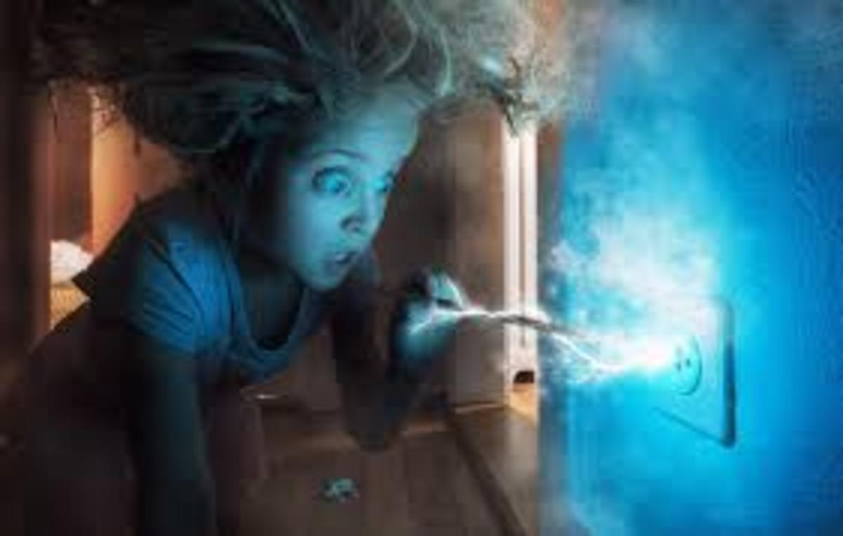 The Electricity Girl