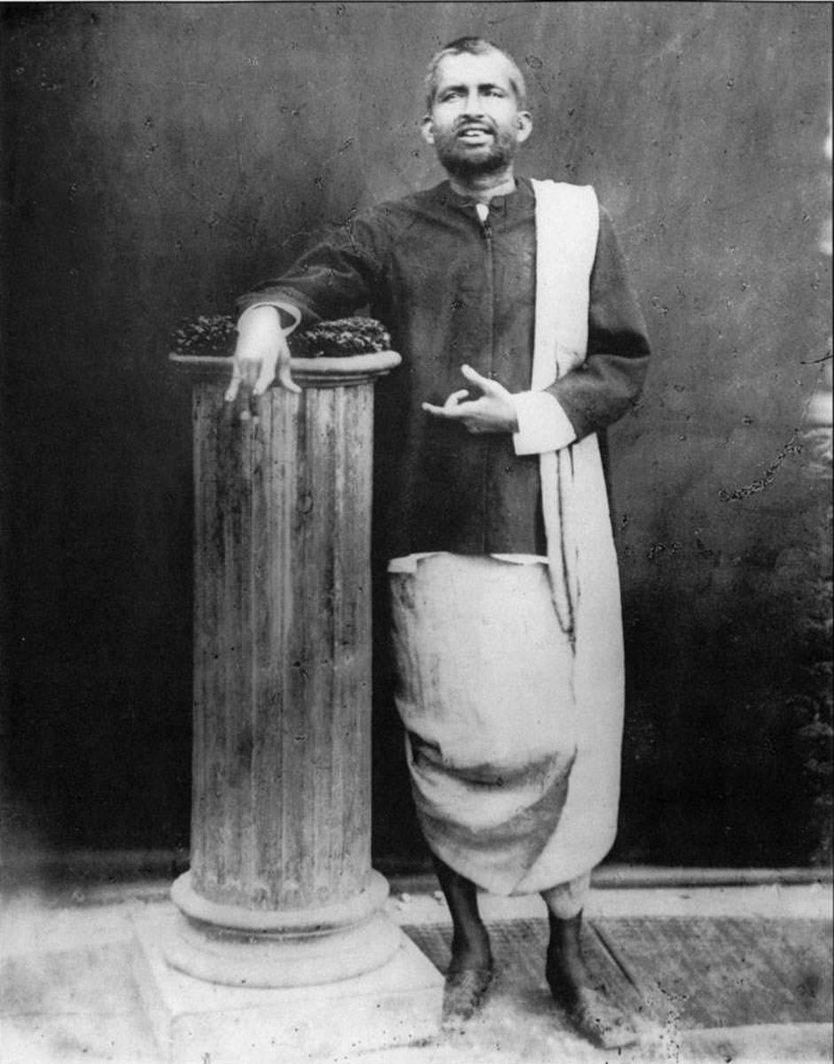 Most Famous Devotee of Goddess Kali-Swami Ramkrishna ParamHanasa