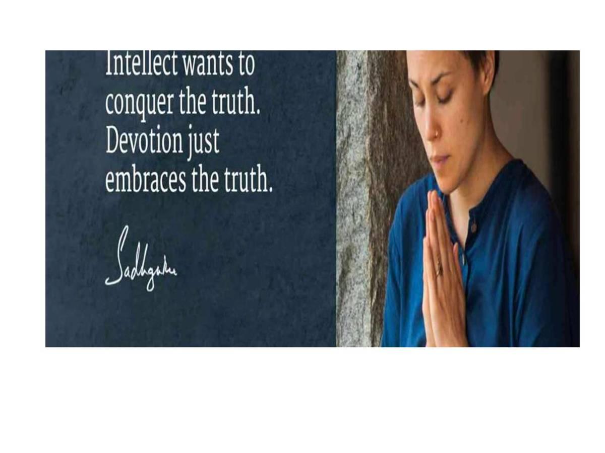 intellect-devotion