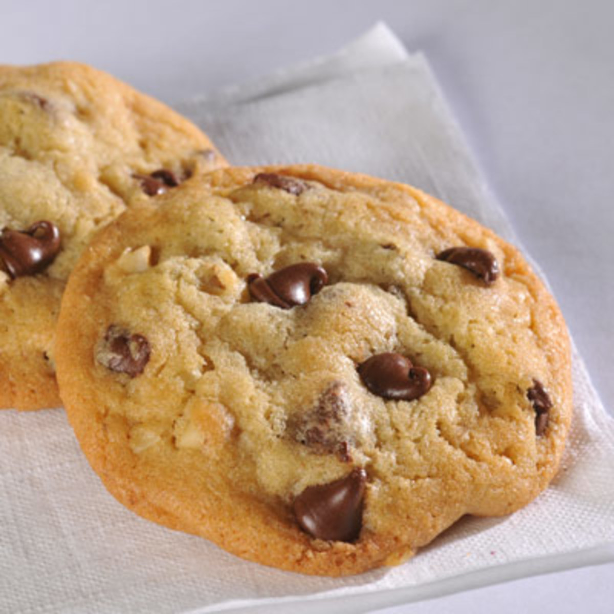 Who doesn't love a chocolate chip cookie?  Always a hit snack at trivia night.