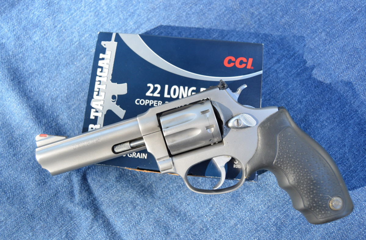 Taurus Model 94 .22LR revolver with 4-inch barrel