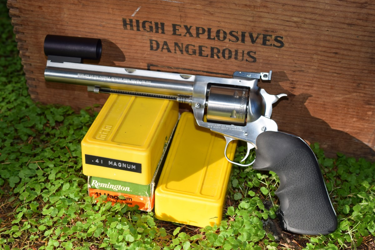 Ruger Super Blackhawk .41 Magnum Revolver