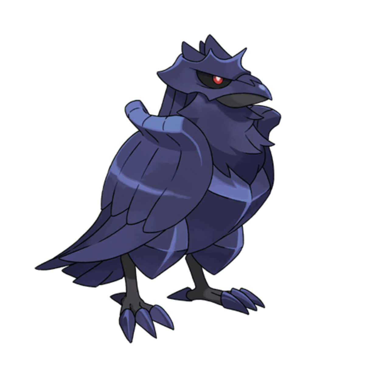 "Corviknight, the ""Raven"" Pokémon"