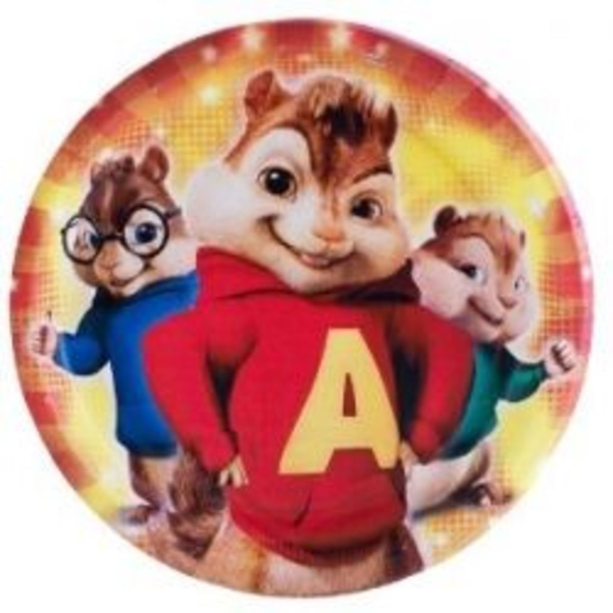 Alvin and the Chipmunks Birthday Party