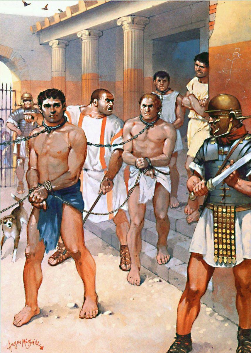 Roman Civilization Fighters
