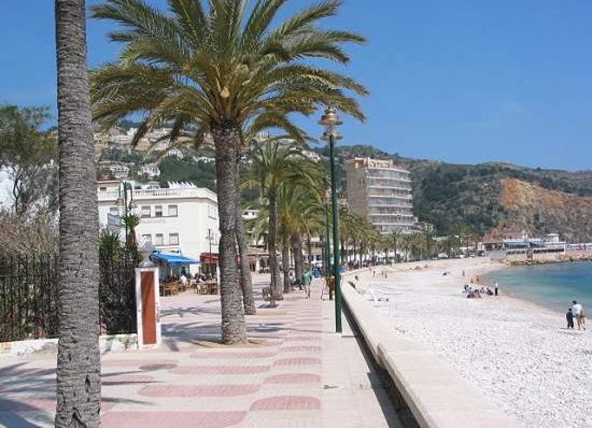Javea Promenade
