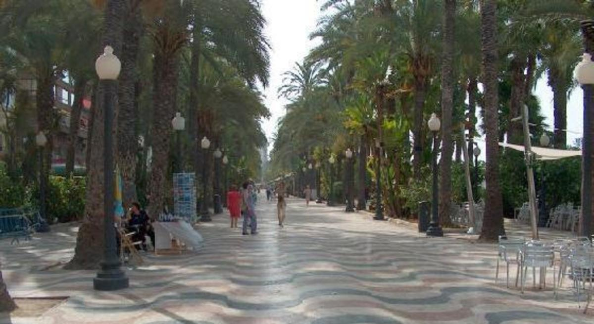 Great places to visit around Alicante