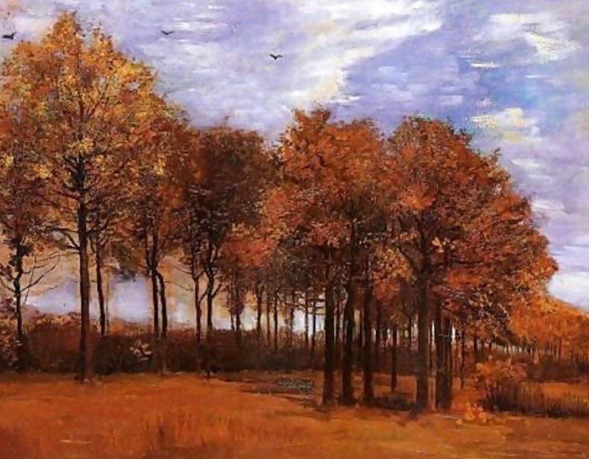 "Van Gogh's ""Autumn Landscape"""