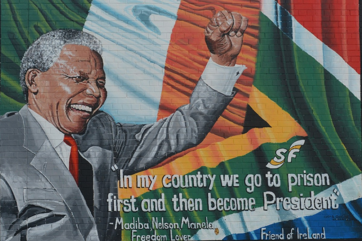 After Nelson Mandela Died - A Moment in History Captured at the Nelson Mandela Capture Site