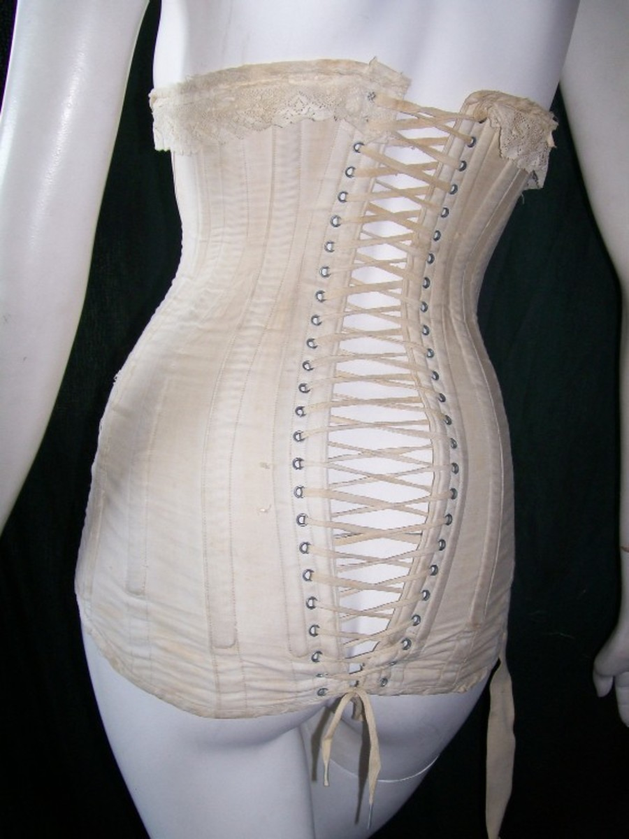 'The Edwardian Corset'
