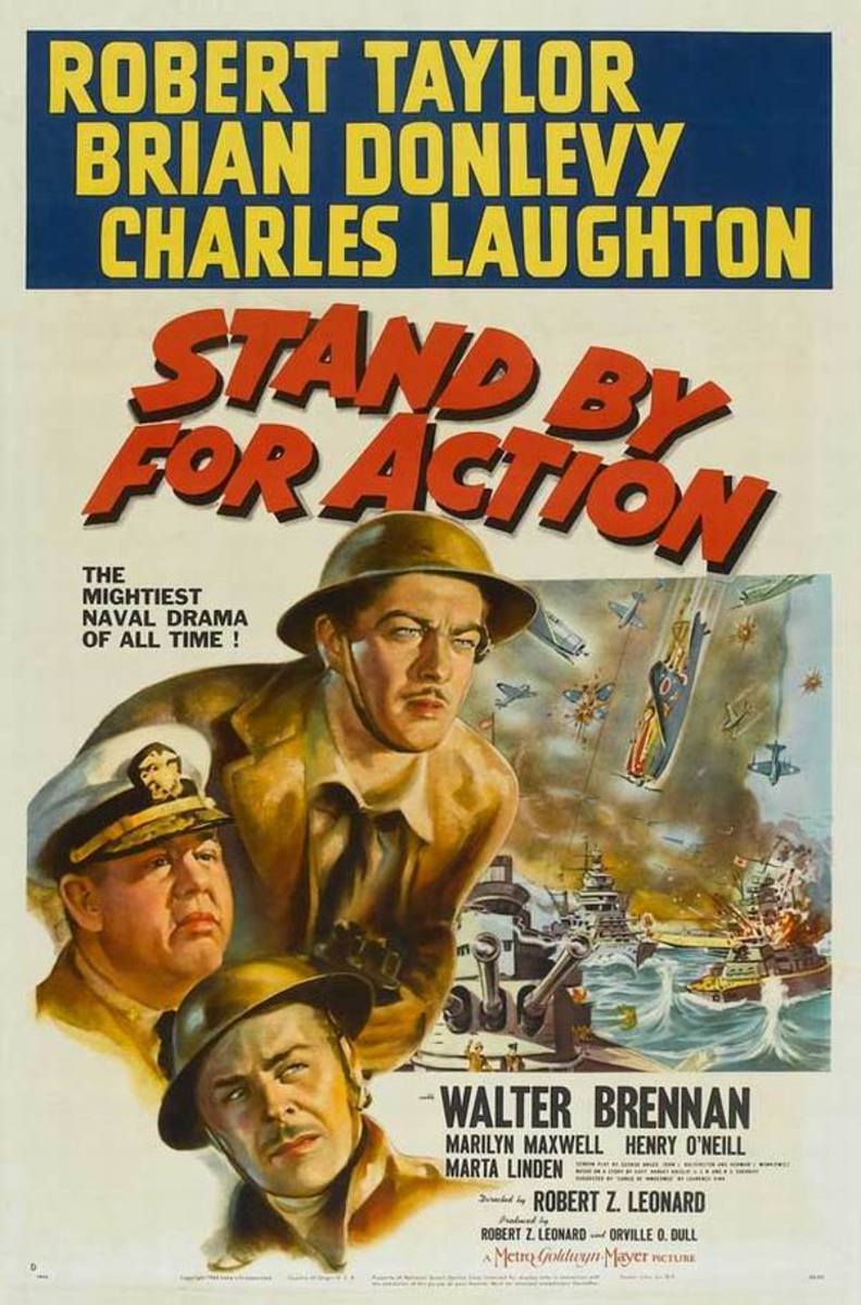 Stand by for Action (1942)