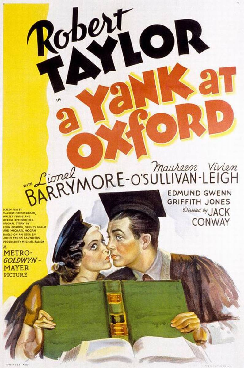 A Yank at Oxford (1938)
