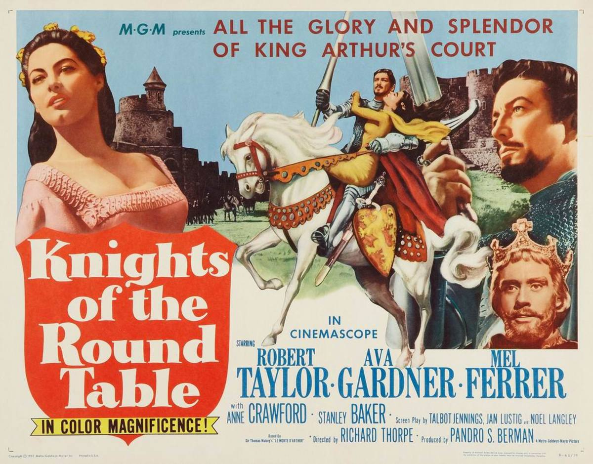 Knights of the Round Table (film) Knights of the Round Table film Alchetron the free social