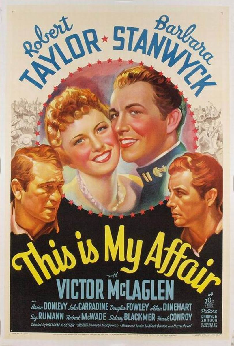 This is My Affair (1937)