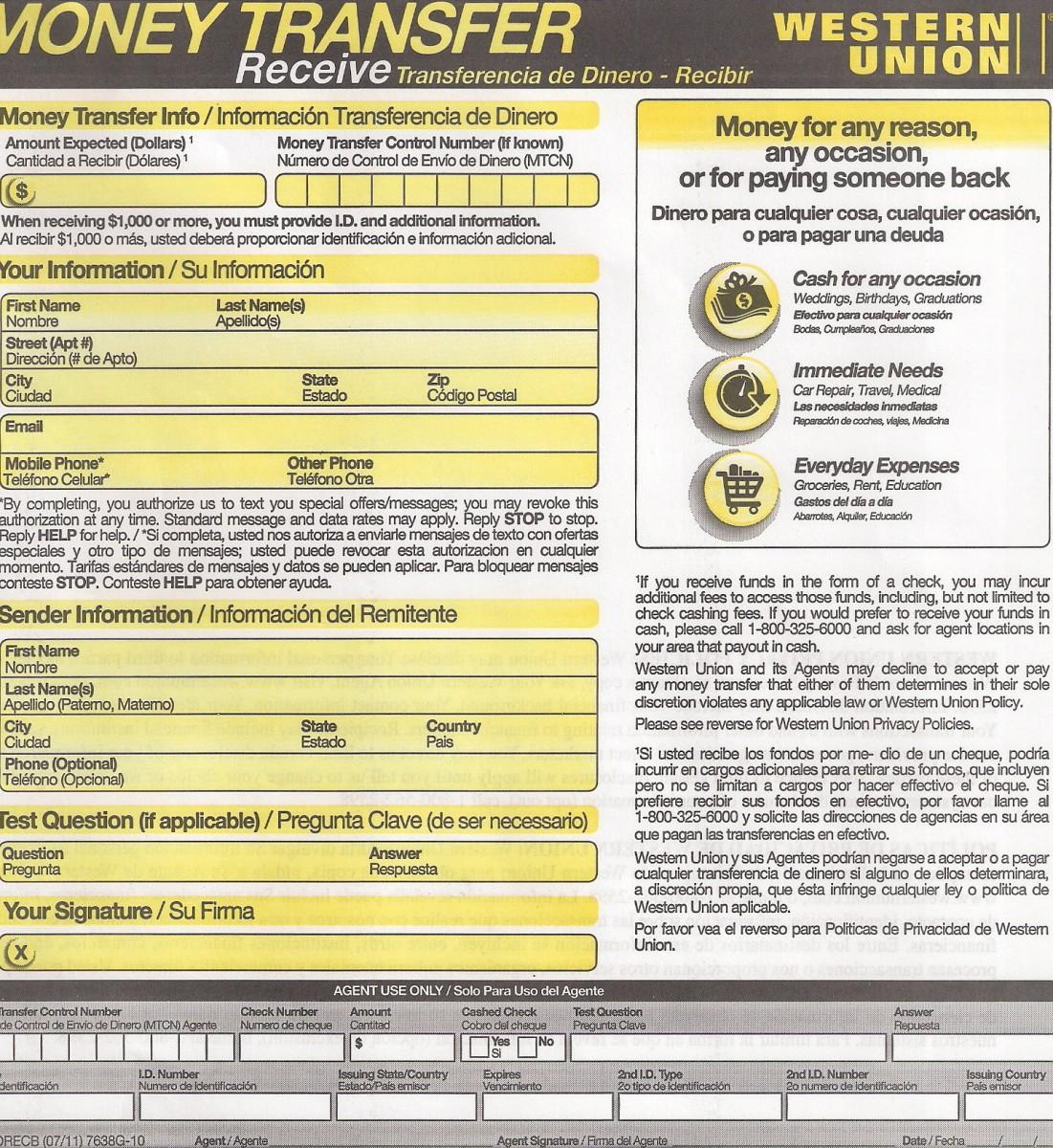 Is Wiring Money Through Western Union Safe