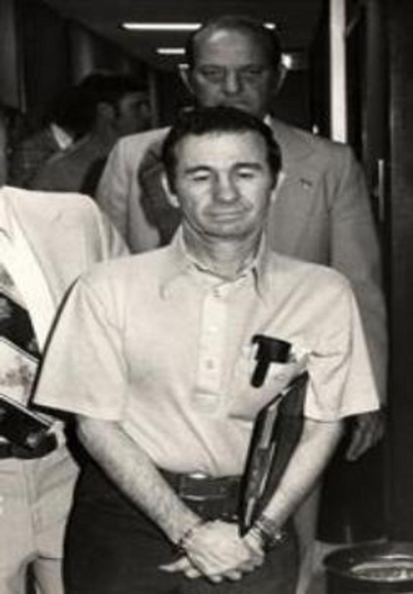 The Arrest of Gaskins