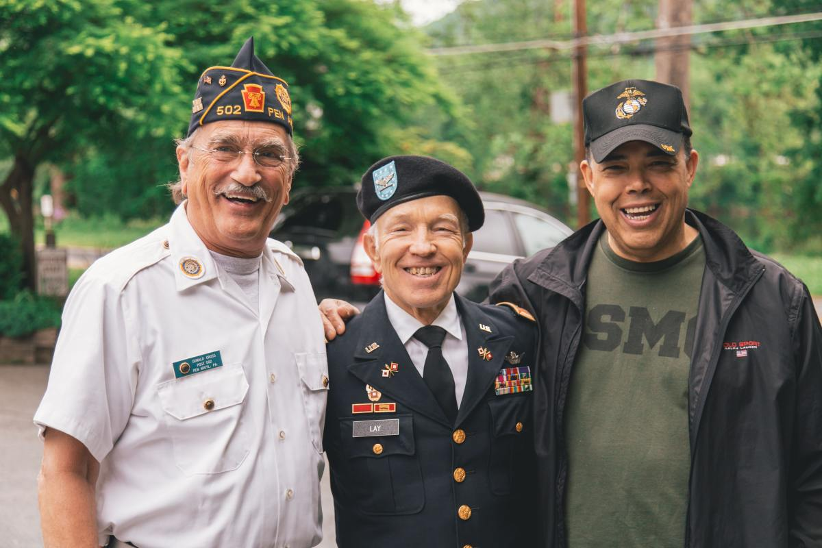 USAA offers veterans benefits and savings.
