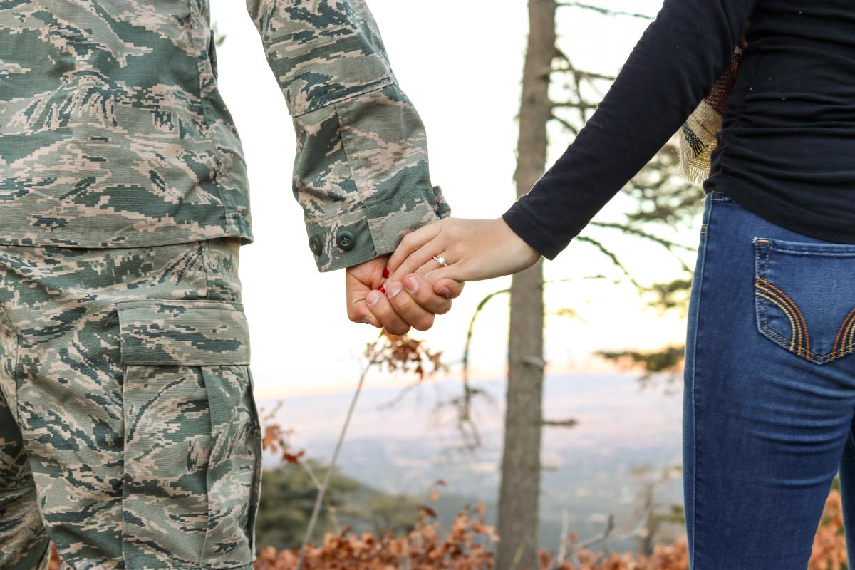 Military personal and their family need insurance.